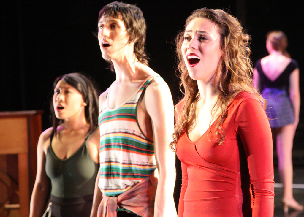 A Singular Sensation in Anaheim : A Chorus Line @ The Chance Theatre - Review
