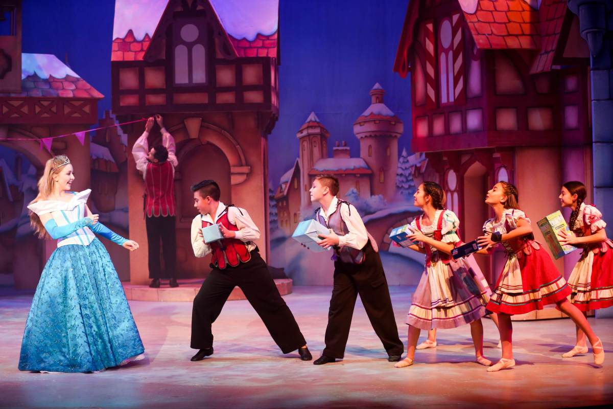 Sleeping Beauty and Her Winter Knight @ Laguna Playhouse - Review