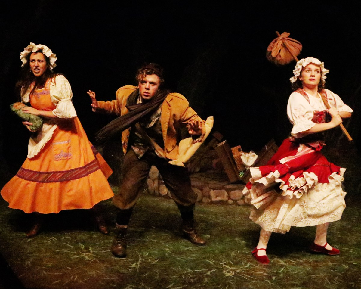 Grimm Happy Tales : Into The Woods @ Vanguard University in Costa Mesa - Review