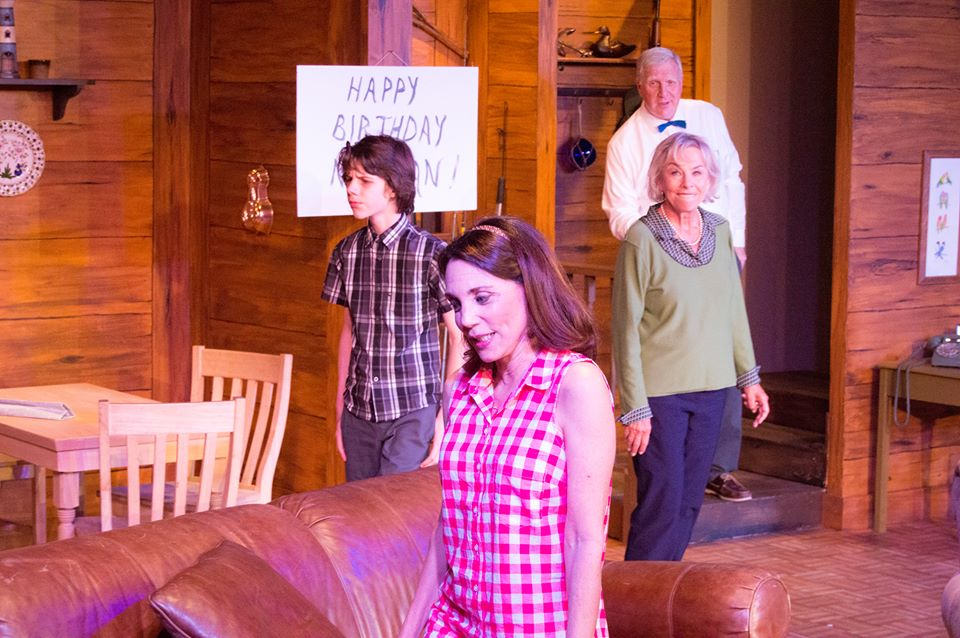On Golden Pond @ Camino Real Playhouse in San Juan Capistrano - Review