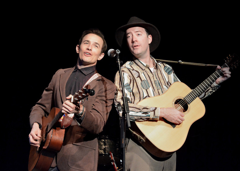 Who is Roger Miller? : King of the Road The Roger Miller Story @ The Laguna Playhouse in Laguna Beach - Review