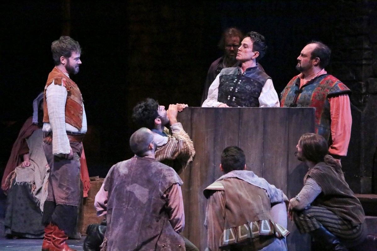 Man of La Mancha @ La Mirada Theatre for the Performing Arts - Review