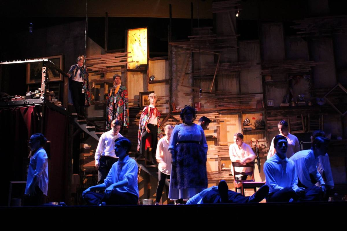 Secret in the Wings @ Fullerton Union High School - Review