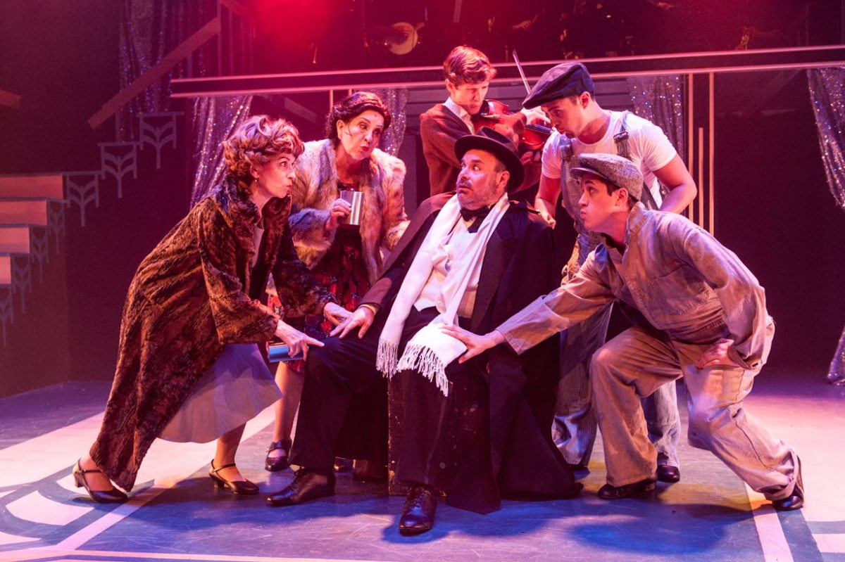 The Producers @ The Gem Theatre in Garden Grove - Review