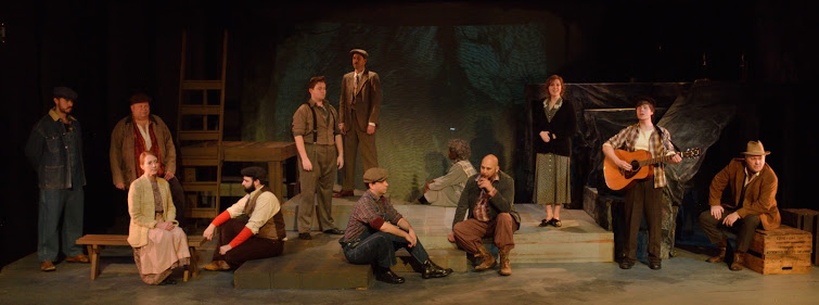 You're Trapped Underground! : Floyd Collins The Musical @ Newport Theatre Arts Center in Newport Beach - Review
