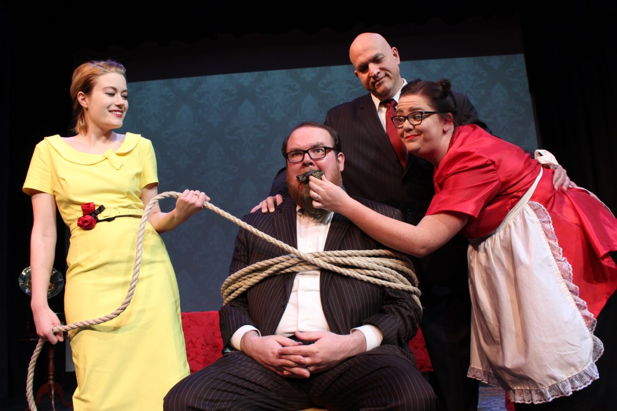 World Premiere: Suprema @ STAGEStheatre in Fullerton - Review