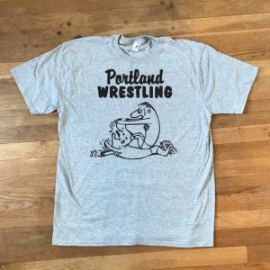 Portland-Wrestling