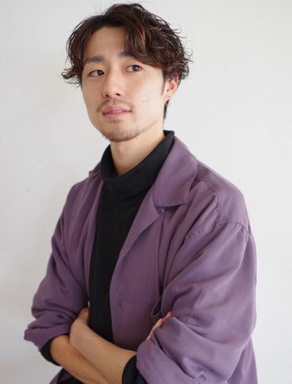 佐藤 友 THEORDER メンズカット 名古屋ト
