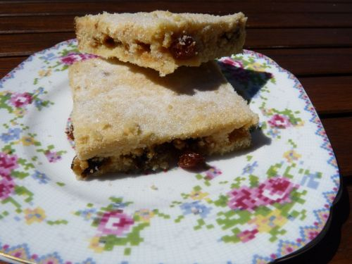 shortbread fruit slice 2