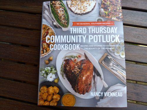 Third Thursday Community Potluck Cookbook by Nancy Vienneau