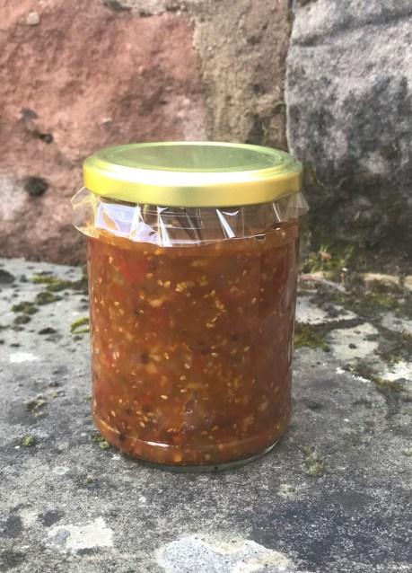 Chilli and Tomato Chutney