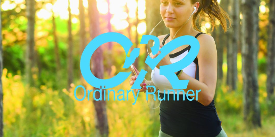 Running Playlists - The Ordinary Runner - Running Blogger - Header Image