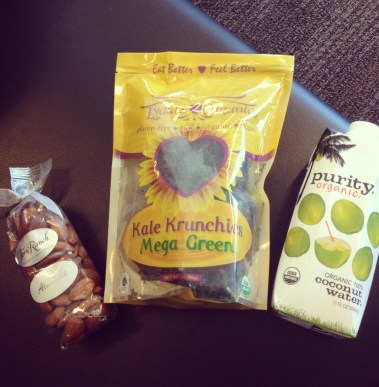 Snacks for Healthy Travel