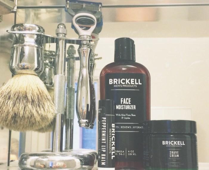 Brickell Mens Skincare