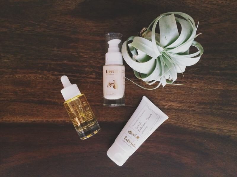 Lavido Skincare on The Organic Beauty