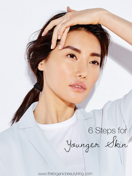 6-steps-for-younger-skin