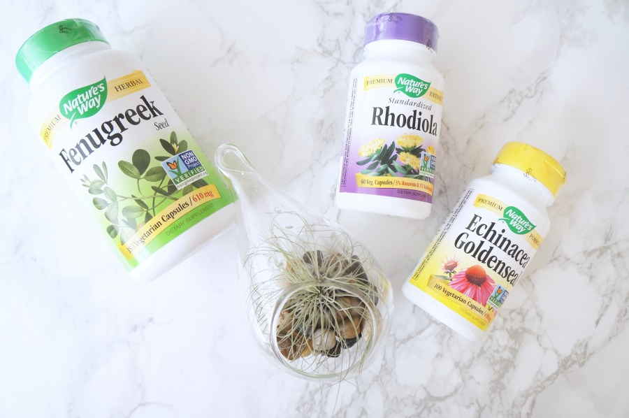 Nature's Way x Rainforest Alliance on The Organic Beauty Blog