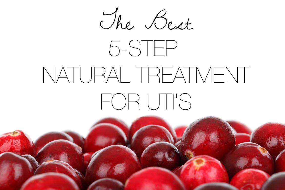Best Natural UTI Treatment