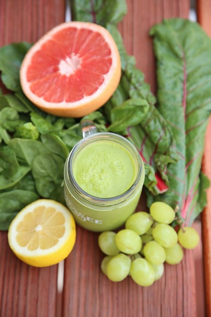 Winterize Your Smoothies   The Organic Beauty