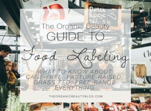 Guide To Food Labeling | The Organic Beauty Blog
