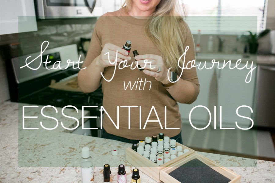 The Organic Beauty Guide to Getting Started with Essential Oils