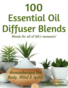 100 Essential Oil Diffuser Blends!