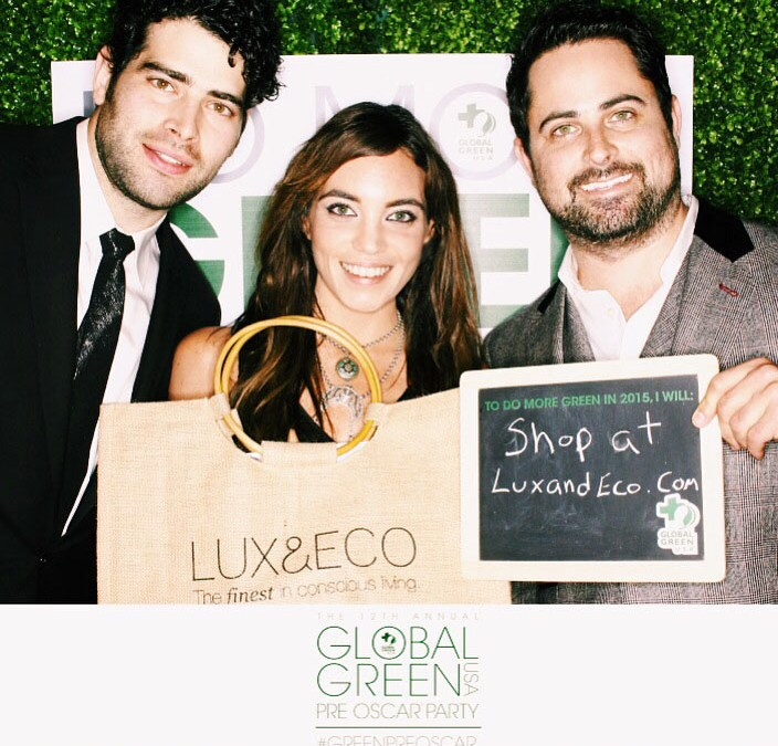 Global Green Pre-Oscar Party 2015