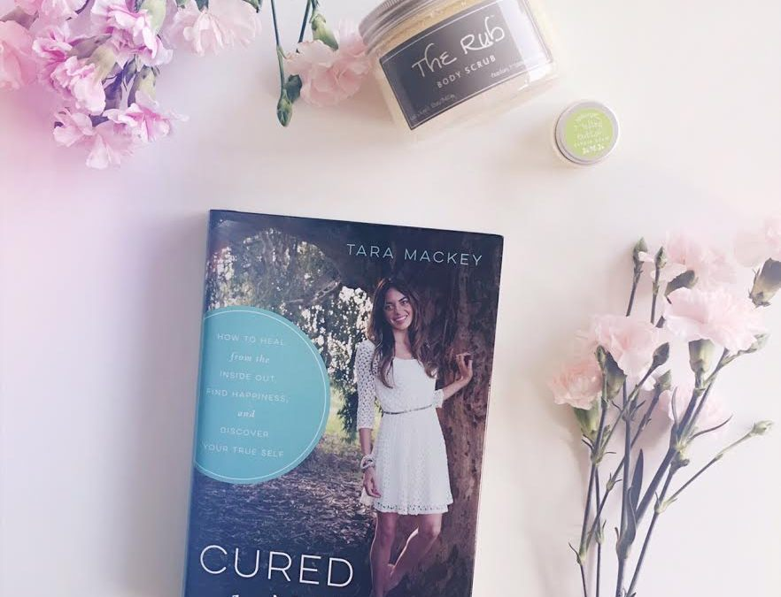 Wellness Giveaway: Signed Copy of Cured by Nature + Splurge Skincare