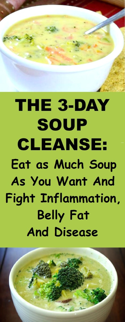 soup cleanse recipes