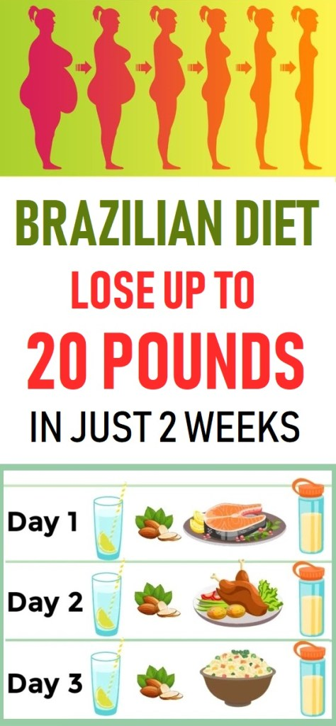 brazilian diet plan