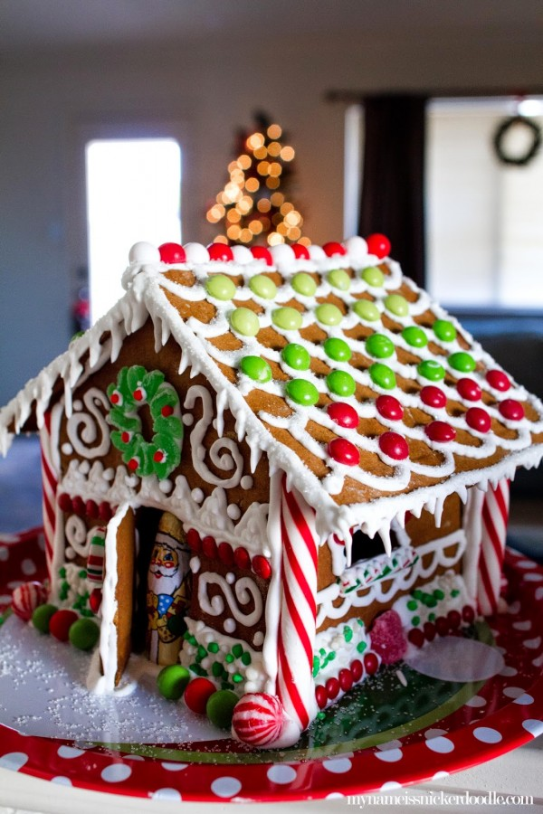 Gingerbread House Design Ideas – The Organised Housewife
