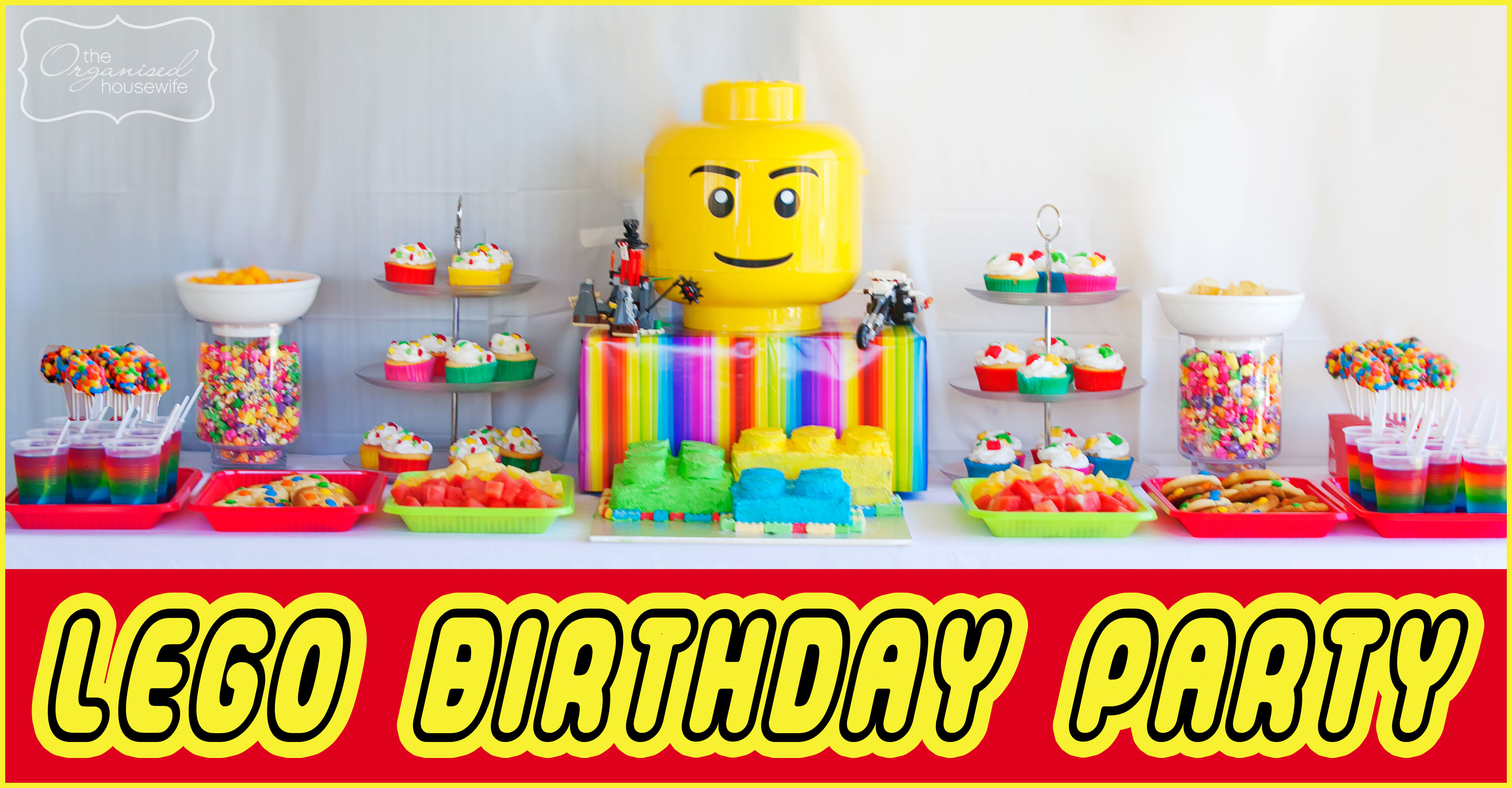 The Twins Parties 2 Parties In 1 Day Part 4 The Lego