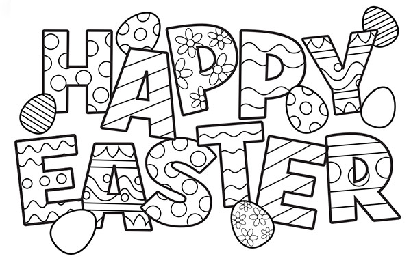 easter coloring pages free # 7