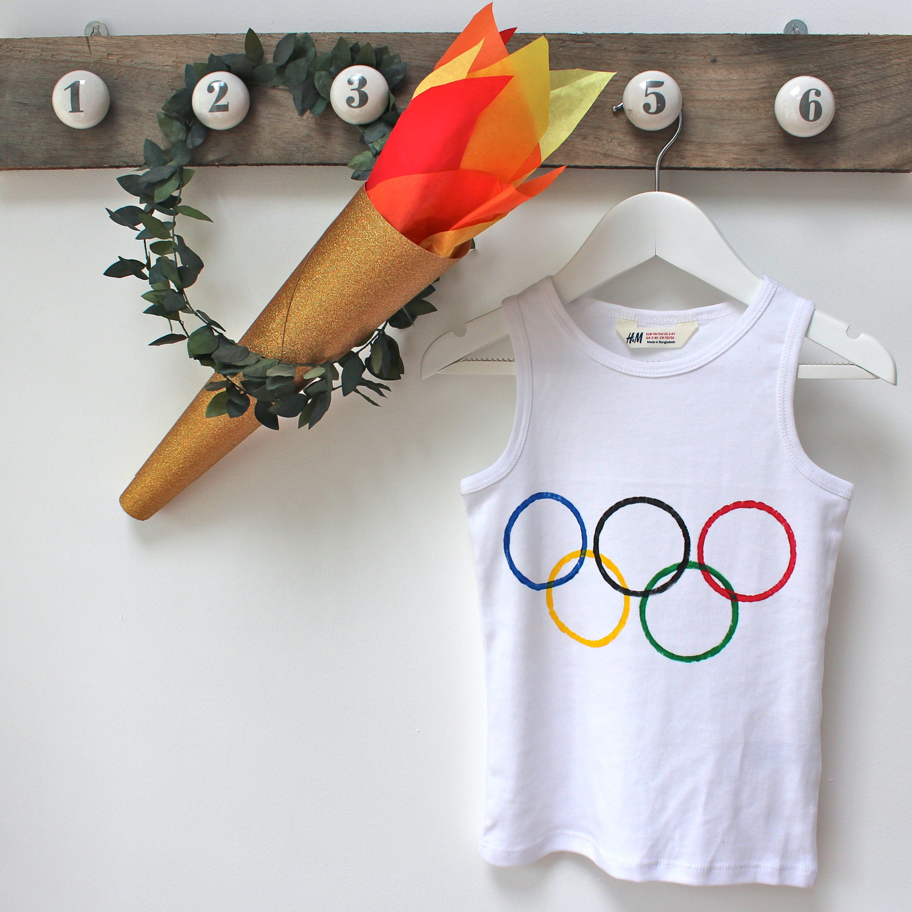 Olympics Craft And Activity Ideas For Kids