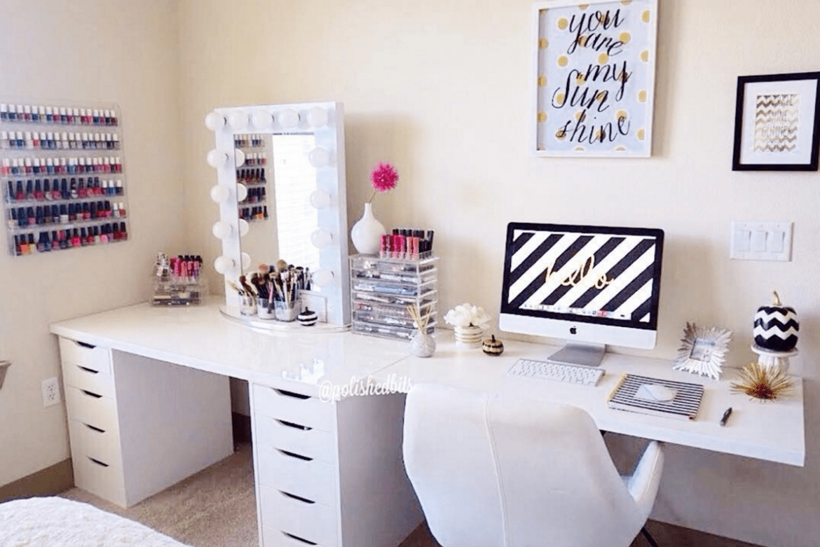 Desk Chairs For Teens Styling Ideas For Teen Girls Desks The Organised Housewife