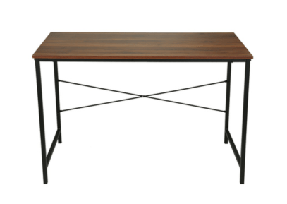 KMART walnut look desk