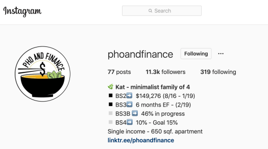 PhoandFinance instagram