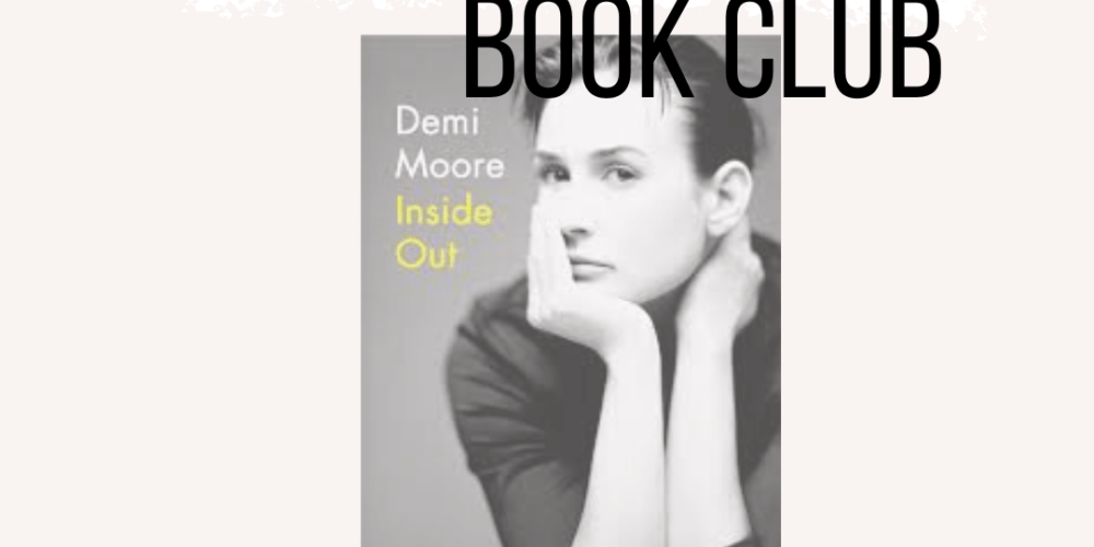 Demi Moore Inside Out Memoir