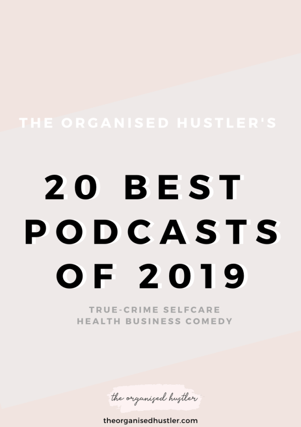 Best Podcasts of 2019