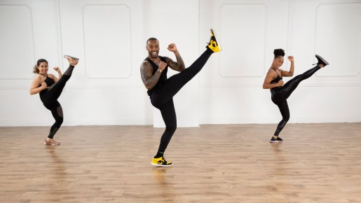 Popsugar Youtube workout