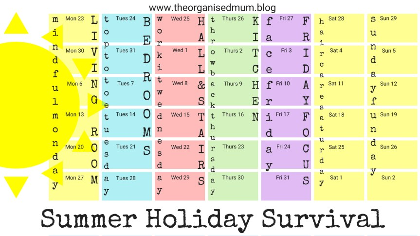 summer hols survival sheet FINAL