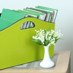 Paper Organization Magazines