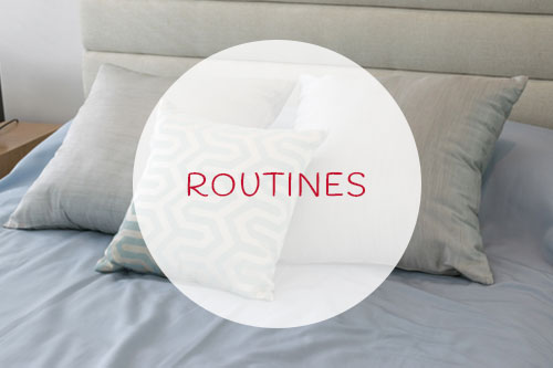 Organizing Routines