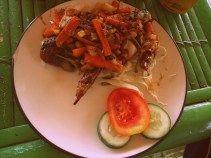 Chicken Wings @ Gili Air