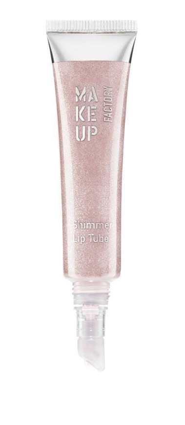 Make Up Factory Shimmer Lip Tube, 11,50€, exklusiv bei Müller