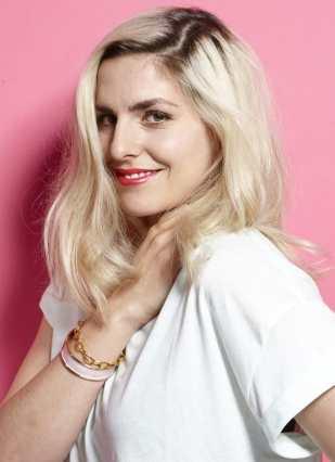 Photoshoot für die Cosmo Part I: das Projekt Blond muss natürlich festgehalten werden