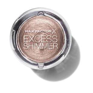 Excess Shimmer Eye Shadow in Copper von MAX FACTOR, ca. 9 €