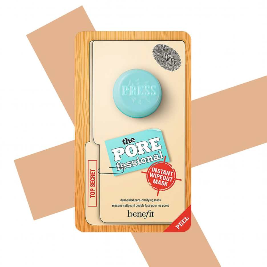 The Porefessional Instant Wipeout Mask von Benefit