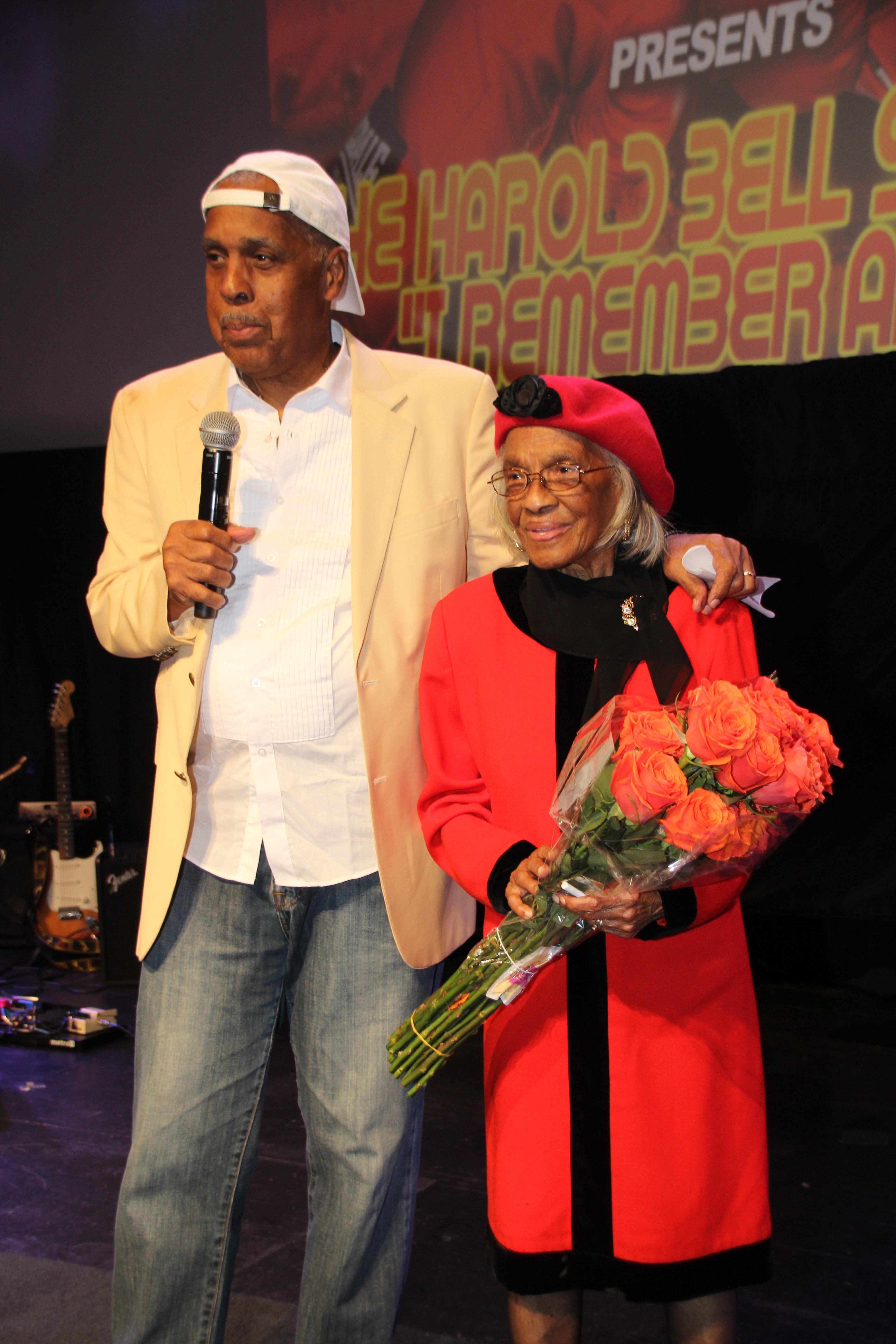 MIRACLE THEATRE 2 AUNT ELAINE & HB
