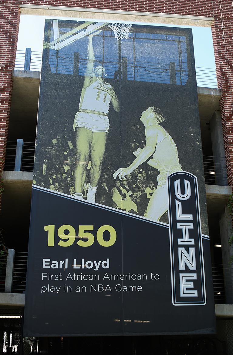 Uline Arena-Lloyd Earl